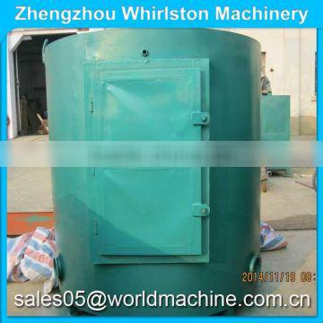 Continuous wood charcoal carbonization furnace for sale