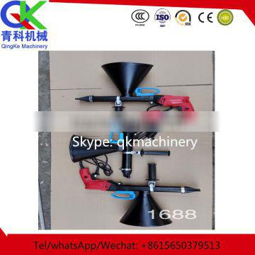hand manual Wall cement Electric grouting machine