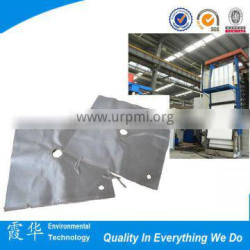 High quality edge coated filter press PP filter cloth