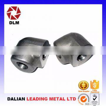OEM pipe fittings adapters forging casting construction parts