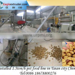 DP118 Wet type fish feed pellet machine/animal feed production machinery