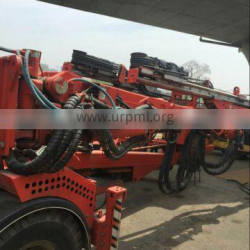 Used condition year 2009 Sweden made DT820 multi-boom drilling rig second hand Sweden multi-boom drilling DT820