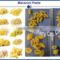automatic high quality professional short pasta extruder