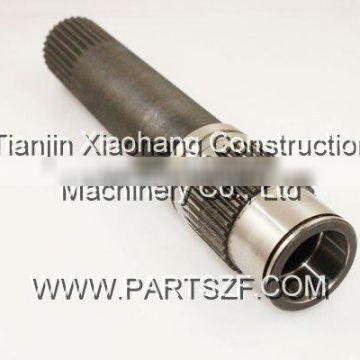 Sell zf transmission parts ZF gearbox for XCMG 50G Wheel loader 4644302188 input axle