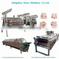 Poultry slaughtering equipment/poultry slaughter line
