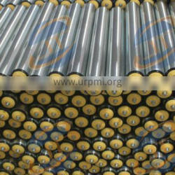 ISO9001 Certificated Gravity Conveyor Roller With Plastic Bearing House Quality Choice