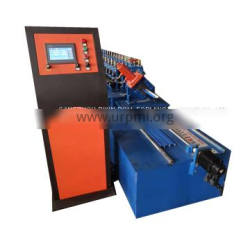 Dixin hot sale color steel wall panel roof and wall C purlin light keel cold roll forming making machine price
