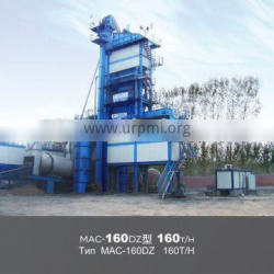 best price LONGLI mixing plant driven by diesel engine