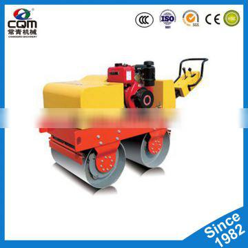 Walk-Behind Double Drums Road Roller For Sale