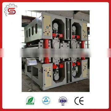 MM5813DR-R Four heads double side sanding machine woodworking sanding machine