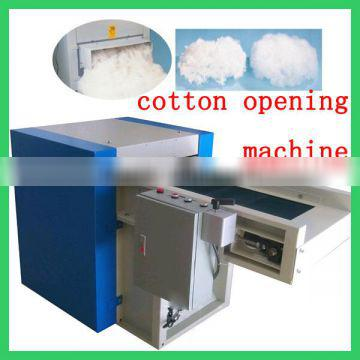 fiber opening and carding machine for sale