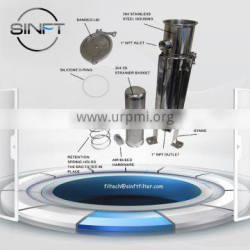 2016 New Stainless Steel Water Filter Housing