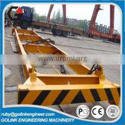 low price ZPMC quality 20 feet and 40 feet container spreader semi automatic Quality Choice