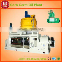 high oil yeild rate maize oil making machine corn oil production line