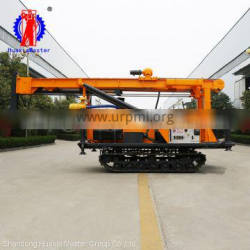 Huaxiamaster supply crawler drilling rig/multifunction Mud/air water well equipment borehole rotary drilling rig
