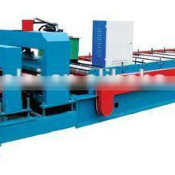 Automatic 828 metal glazed roof tile roll forming machine metal sheet glazed tile roofing roll forming machine