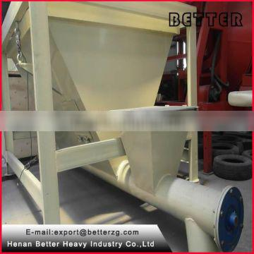 dry mortar plant for building materials processing