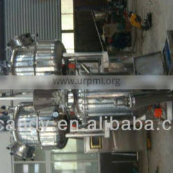 Shanghai milky candy cooler machinery