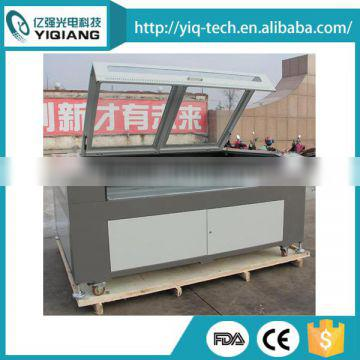 High quality double head laser cutter best brand nonmetal 150w laser cutting machine