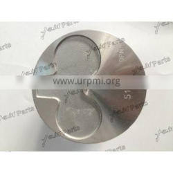 C2.2 Piston And Piston Ring Kit For Excavator Diesel Engine Spare Parts