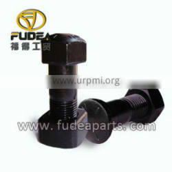 fasteners track shoe bolts and nuts